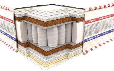 materace twardy zapewnia regenerację po męczącym dniu