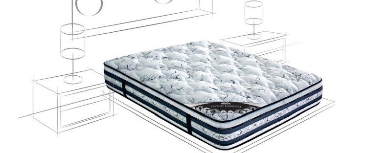 Materac do łóżka Innsbruck 3D z Białegostoku