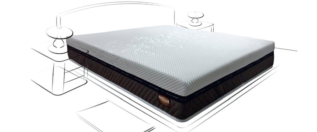 Materac do łóżka laconica spring z Białegostoku
