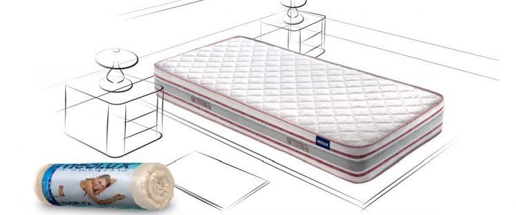 Materac do łóżka neoflex memory 3D Białystok