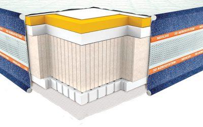 Materac NEOFLEX AERO 3D