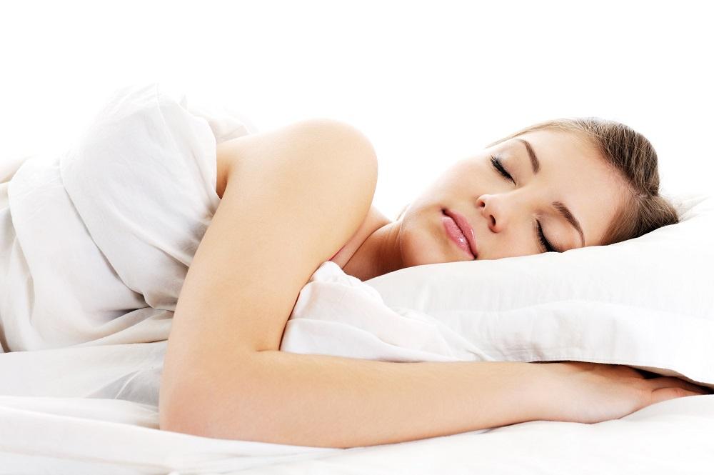 dobry sen na materacu ortopedycznym