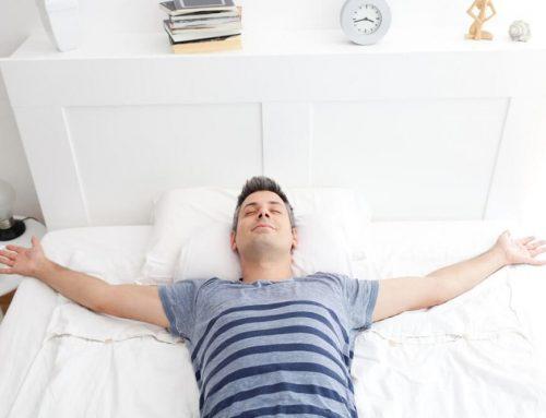 Jakość snu zależy od materaca